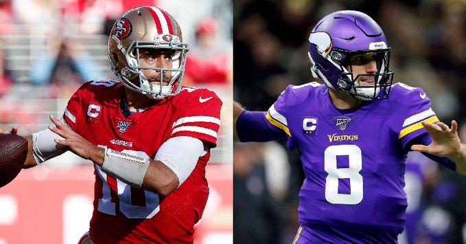 Definidas semifinales de la NFL. Foto: 49ers