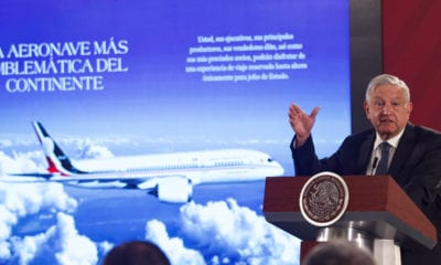 Avión presidencia, AMLO, rifa,