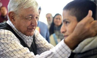 Nace nieto de López Obrador en Houston