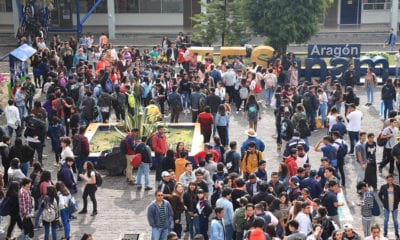 Expulsan a alumno que amenazó con bomba a la FES Aragón