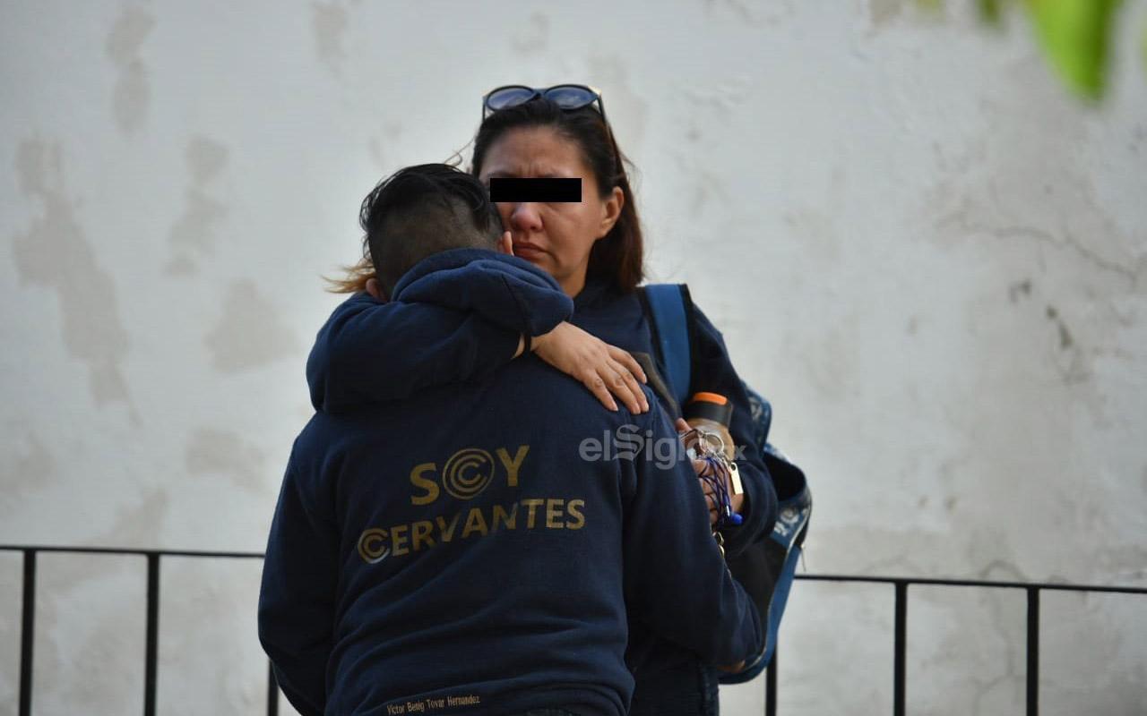 """Padres rechazaron """"Operación Mochila"""" en colegio de Torreón"""