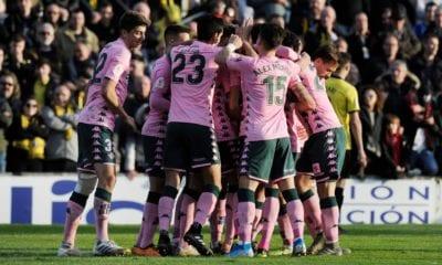 Betis salió airoso en la Copa del Rey. Foto: Betis