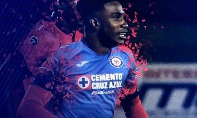 Borja - Cortesía Cruz Azul
