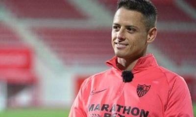 Sevilla ya tiene el sustituto de Chicharito