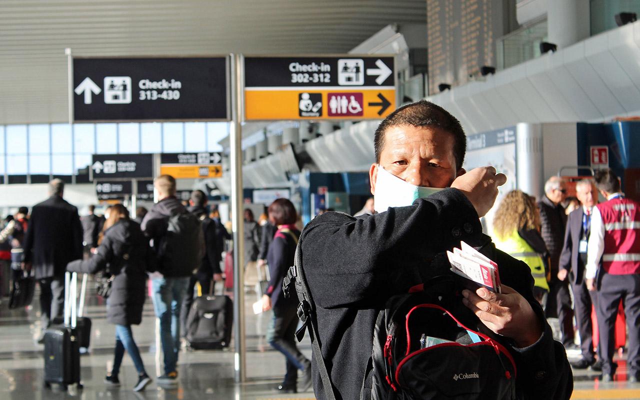 No hay mexicanos con síntomas de coronavirus en China