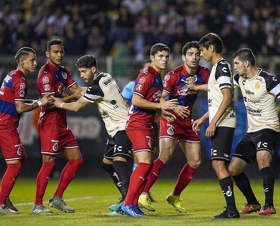 Primer fracaso de Chivas. Foto: Copa MX