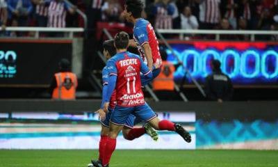 Victoria de Chivas sobre FC Juárez. Foto: Twitter