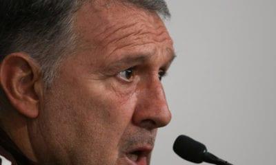 Gerardo Martino cumple un año al frente del Tri. Foto: Cuartoscuro