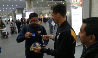 Dinneno aún no firma contrato con Pumas. Foto: Twitter