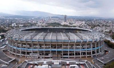 El Estadio Azteca será remodelado. Foto: Twitter
