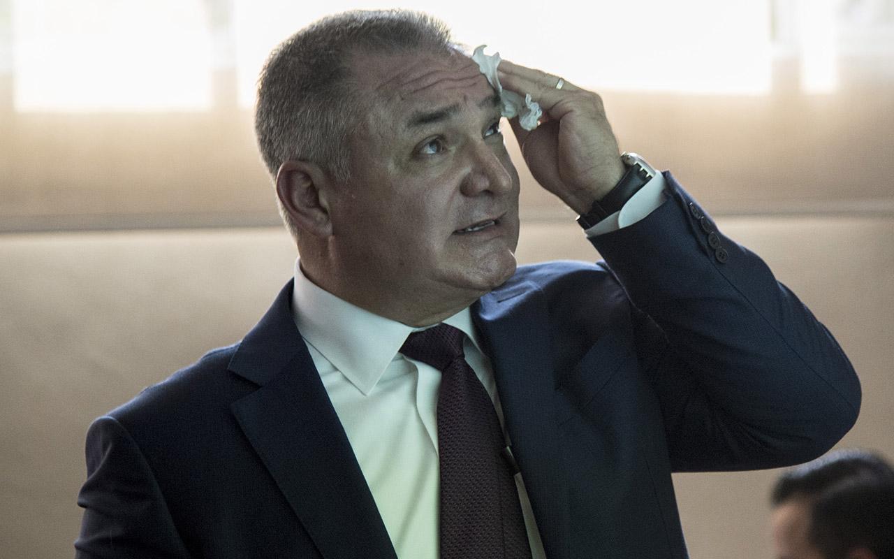 García Luna pide tiempo para recabar pruebas de inocencia