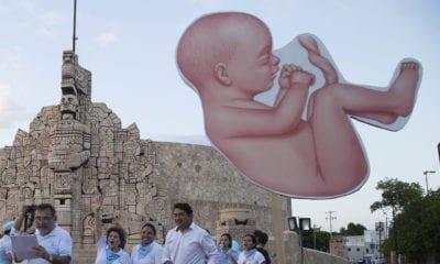 No existe un derecho humano internacional al aborto: EU