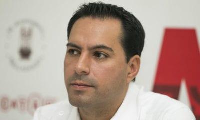 Protestas en contra de Mauricio Vila