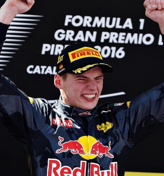 Verstappen renovó contrato con Red Bull. Foto: Red Bull
