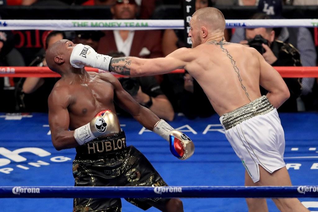 McGregor quiere la revancha ante Mayweather. Foto: Twitter