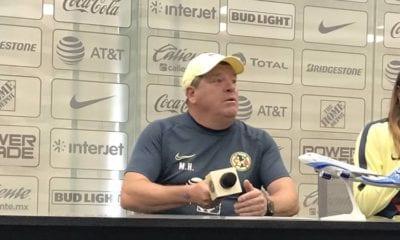 Miguel Herrera cerca de renovar contrato. Foto: Twitter