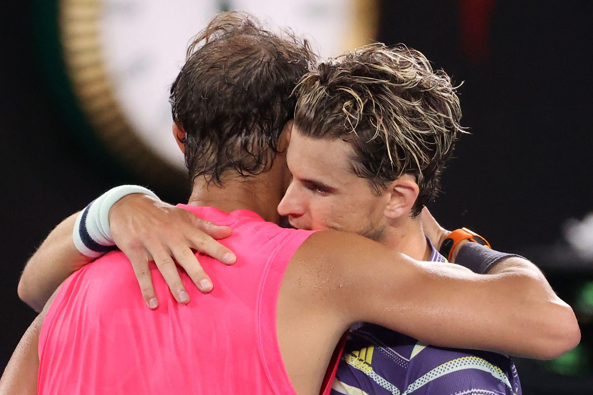 Sorpresiva derrota de Rafael Nadal. Foto; Australian Open