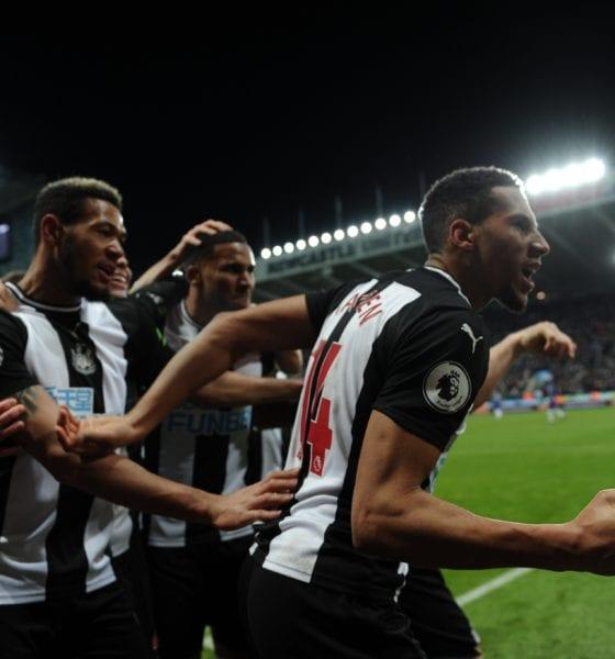 Sorpresiva victoria del Newcastle ante Chelsea. Foto: Twitter