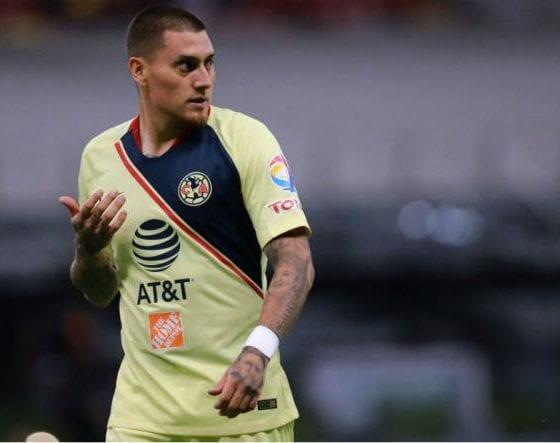 Nicolás Castillo quedó fuera. Foto: Twitter