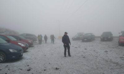 Piden extremar precauciones en volcán Xinantécatl