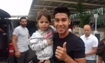 Pol Fernández se incorpora a Boca Juniors. Foto: Twitter