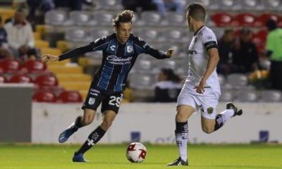 Querétaro y Pachuca con ventaja en la Copa MX. Foto: Twitter