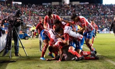 Agónico empate de San Luis ante Chivas. foto: San Luis