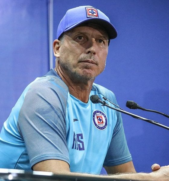 Siboldi, dispuesto a dejar Cruz Azul. Foto: Twitter