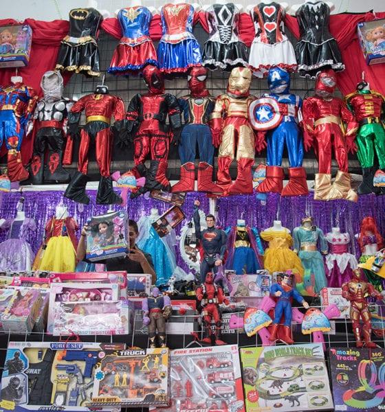 Iztacalco, juguetes, Reyes Magos,