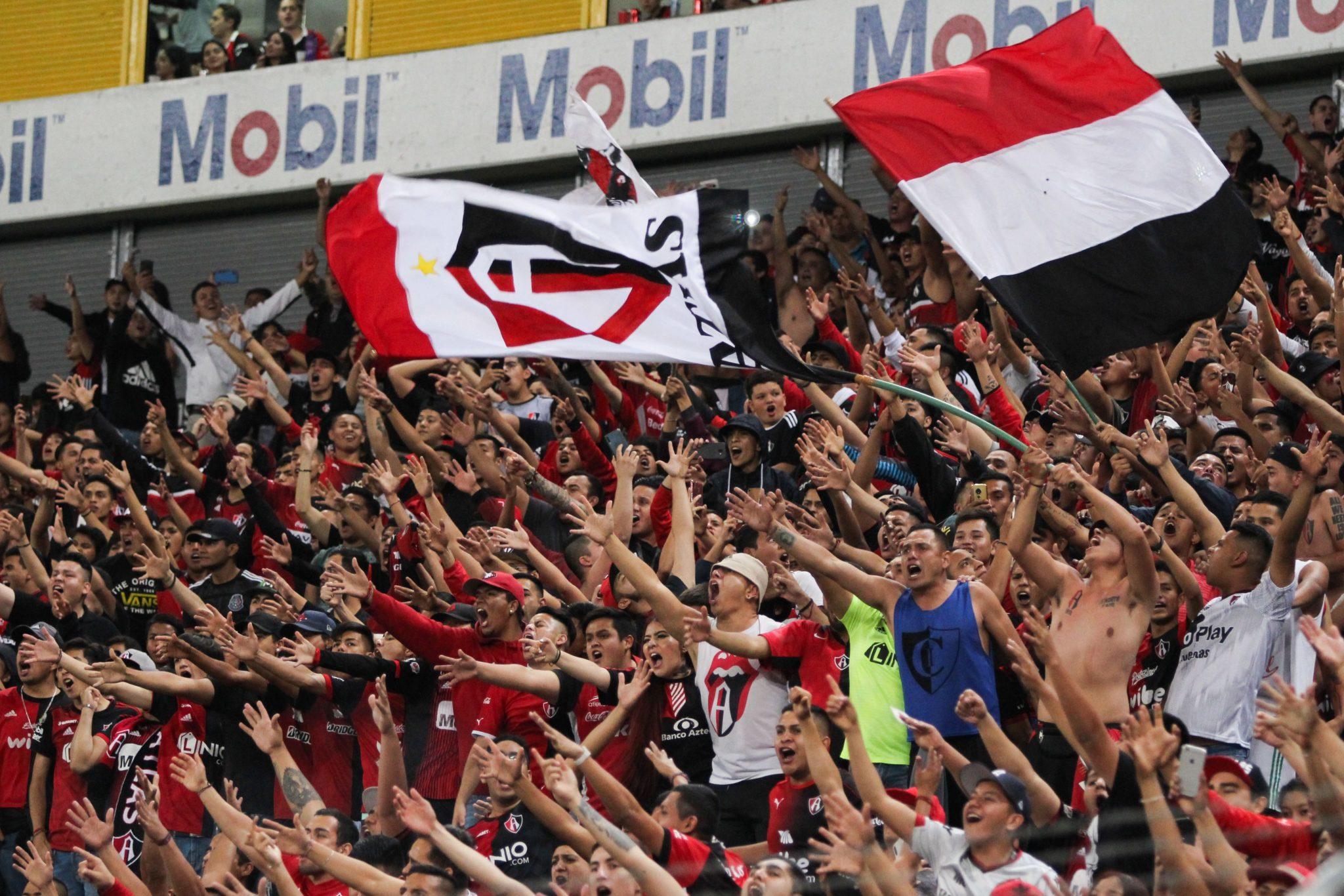 Vetan al Estadio Jalisco. Foto: Twitter