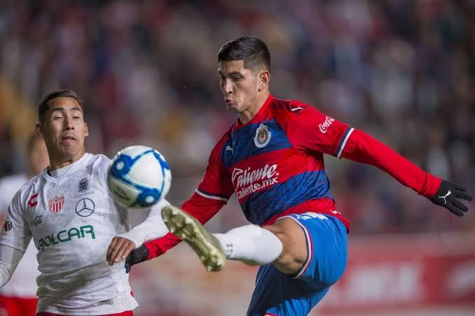 Chivas apoya a Víctor Guzmán. Foto: Twitter