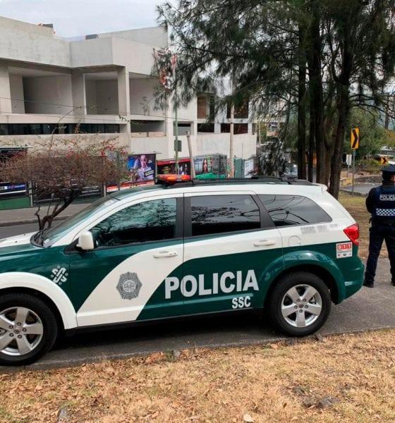 Intensifican presencia policial en periférico y otras zonas de la CDMX