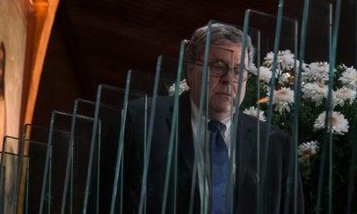 Fiscal de EU sostuvo reunión privada con Gertz Manero