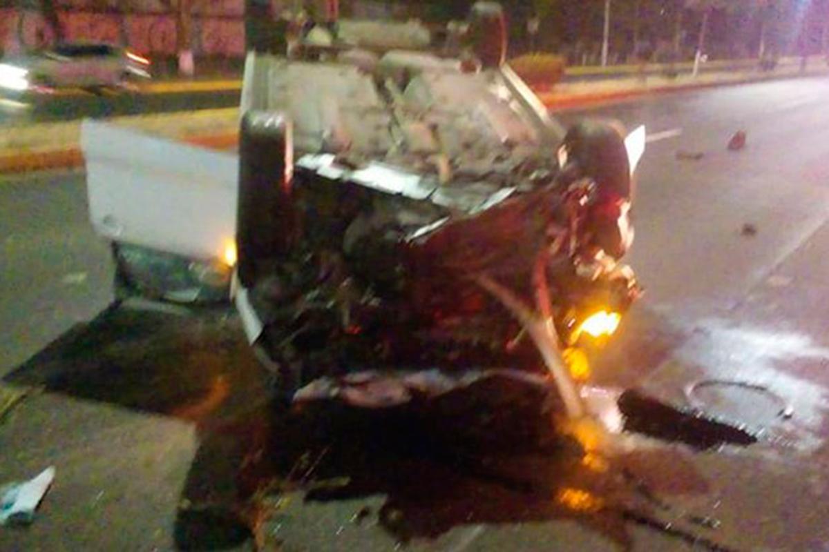 Accidente, Querétaro,