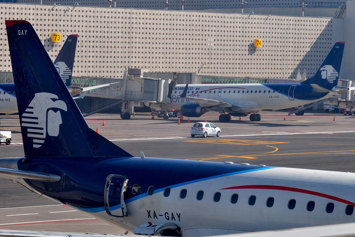 Aeroméxico, empresas