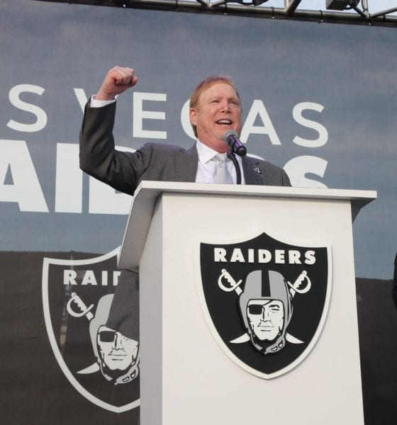 Cortesía Raiders