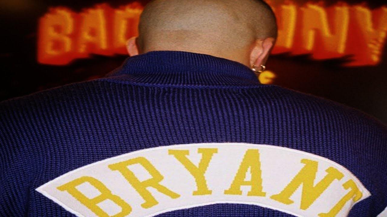 Bad Bunny dedica canción a Kobe Bryant