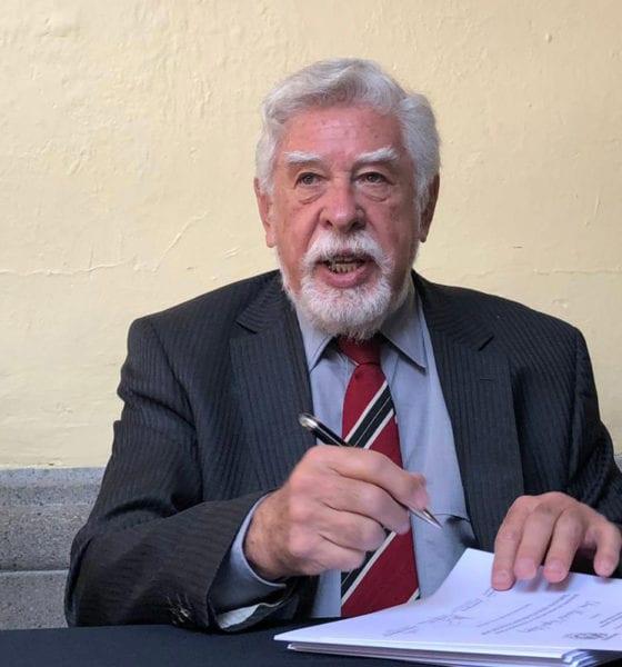 En México tenemos una salud en busca de sistema: Carlos Viesca Treviño