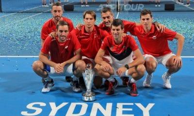 ATP Cup - Efe
