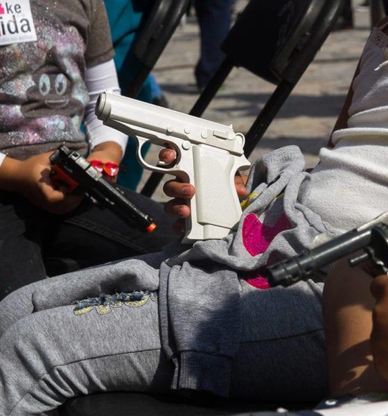 """Alumno de secundaria """"bromea"""" con realizar tiroteo en Monterrey"""