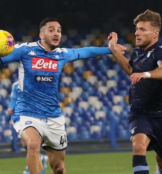 Napoli vs Lazio EFE