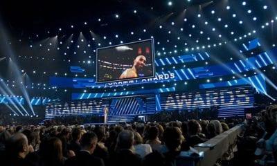 Homenaje a Kobe Bryant en los Grammy