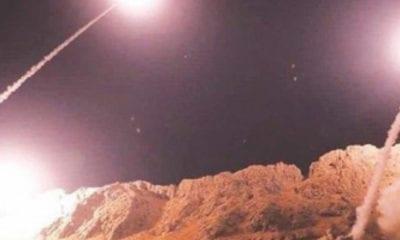 Misiles impactan contra base de EU en Irak