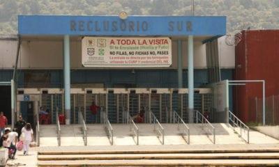 Se fugan tres internos del Reclusorio Sur en la CDMX