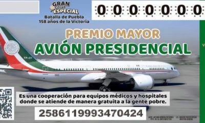Rifa de avión presidencial, broma de mal gusto: empresarios