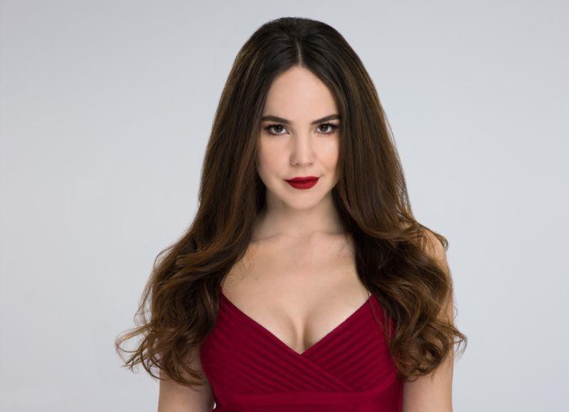 Camila Sodi es Rubí