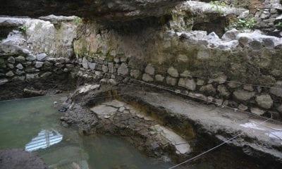 Hallan temazcal prehispánico en La Merced