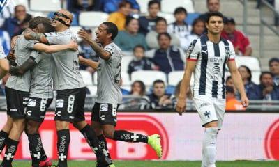 Monterrey no levante y cayó con los Gallos. Foto: Twitter