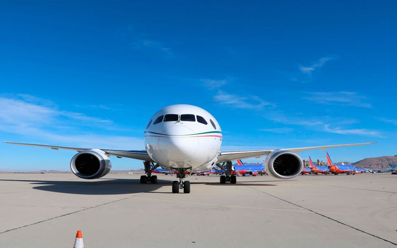 Sorteo de avión presidencial es un estafa: analista