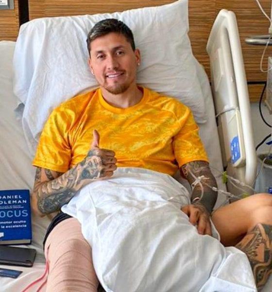 Agradece Nico Castillo a los médicos que le salvaron la vida